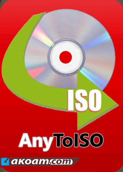 برنامج AnyToISO Professional v3.7.3 Build 536 Full