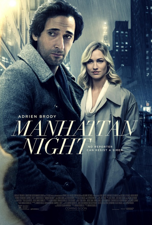 فيلم Manhattan Night 2016 مترجم