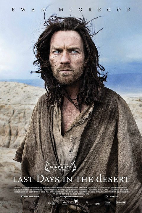 فيلم Last Days in the Desert 2015 مترجم