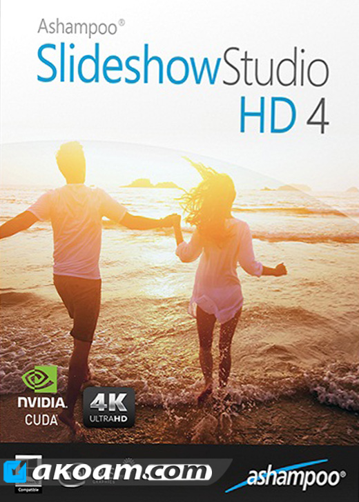 برنامج Ashampoo Slideshow Studio HD 4.0.2.6