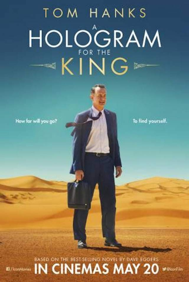 فيلم A Hologram for the King 2016 مترجم