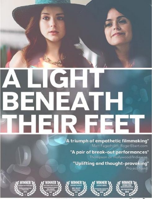 فيلم A Light Beneath Their Feet 2015 مترجم