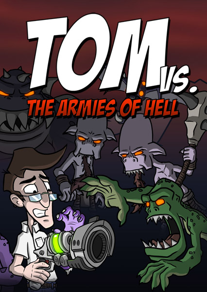 لعبة Tom vs The Armies of Hell بكراك CODEX