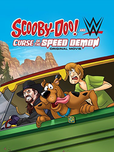 فيلم Scooby-Doo! And WWE: Curse of the Speed Demon 2016 مترجم