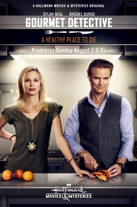 فيلم The Gourmet Detective: A Healthy Place to Die 2015 مترجم