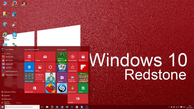 ويندوز,Windows,Redstone,Windows 10,Windows 10 Redstone,Windows 10 Pro Redstone,Windows 10 enterprise Redstone,ويندوز الاحمر,ويندوز 10,ويندوز 10 الاحمر