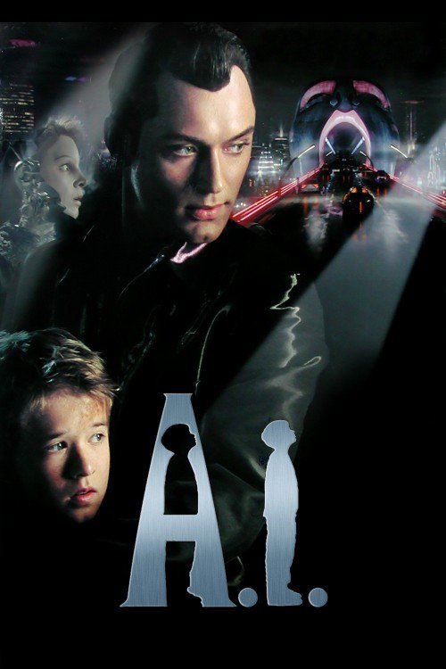 فيلم Artificial Intelligence: AI 2001 مترجم
