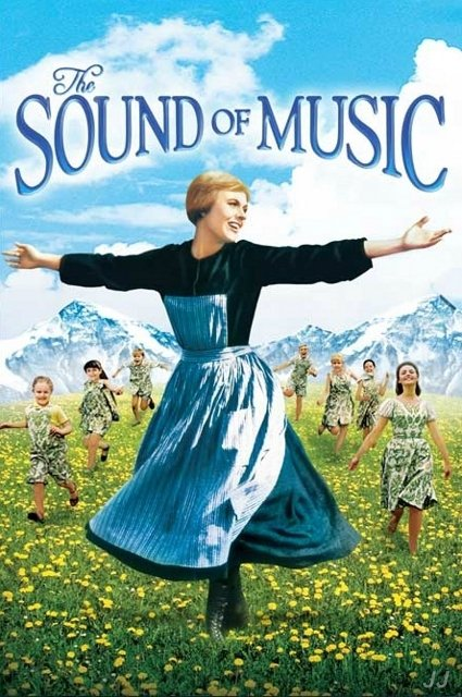 فيلم The Sound of Music 1965 مترجم