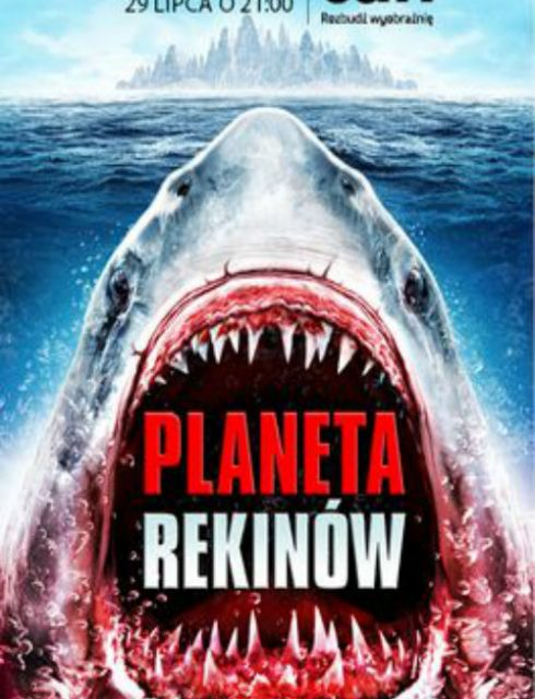 فيلم Planet Of The Sharks 2016 مترجم