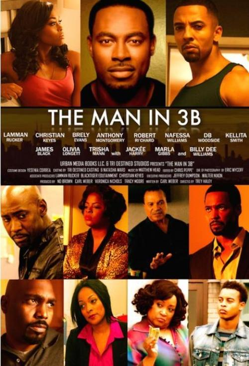 فيلم The Man in 3B 2015 مترجم