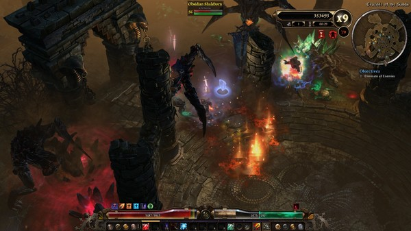 Crucible,Grim,Dawn,CODEX,Grim Dawn Crucible,RPG,games,العاب,استراتيجية,اكشن,action,strategy,كاملة