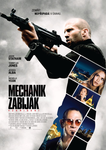 فيلم Mechanic: Resurrection 2016 مترجم HDTS