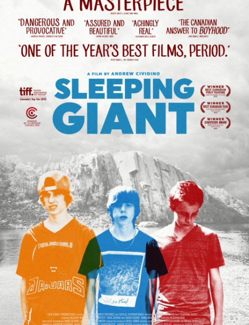 فيلم Sleeping Giant 2015 مترجم