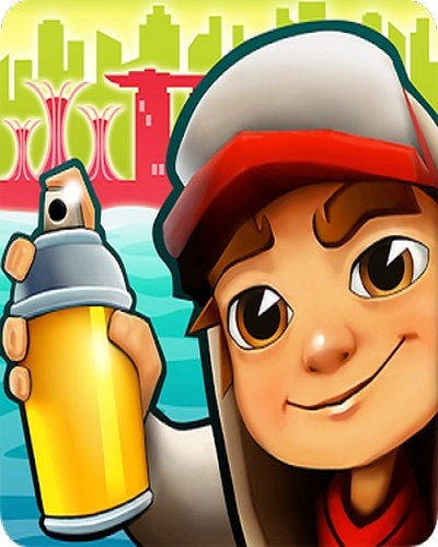 لعبة Subway Surfers v1.59.1 -Brazil