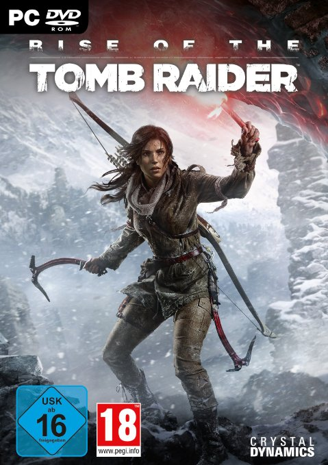 لعبة Rise of the Tomb Raider بكراك VOKSI
