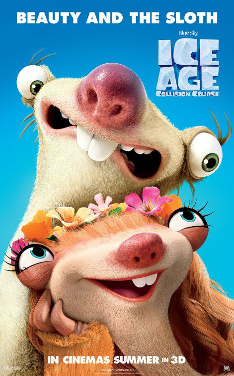فيلم Ice Age: Collision Course 2016 مترجم HDTS