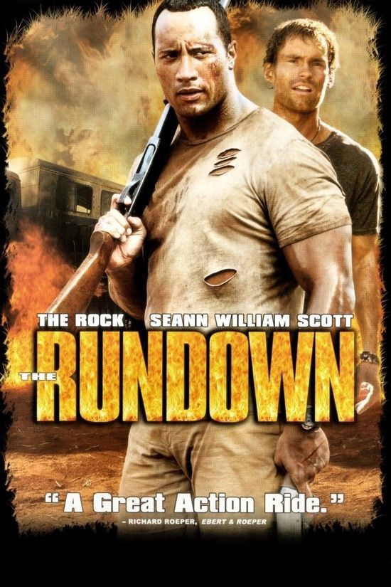 فيلم The Rundown 2003 مترجم