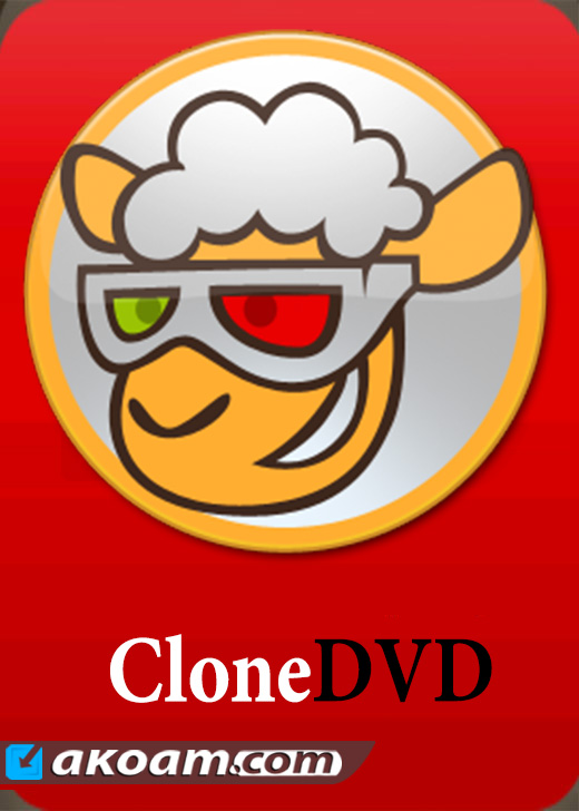 برنامج CloneDVD 7 Ultimate v7.0.0.13 Full
