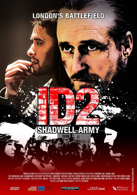 فيلم ID2: Shadwell Army 2016 مترجم