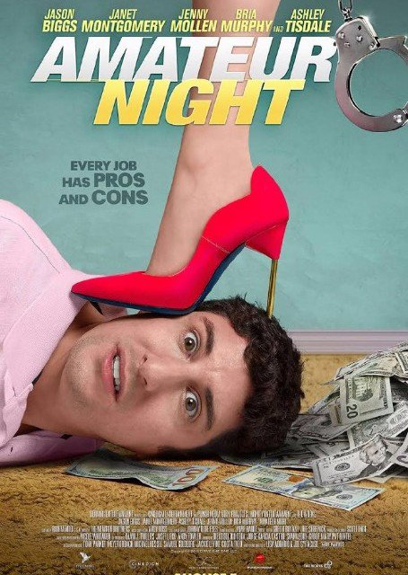 فيلم Amateur Night 2016 مترجم