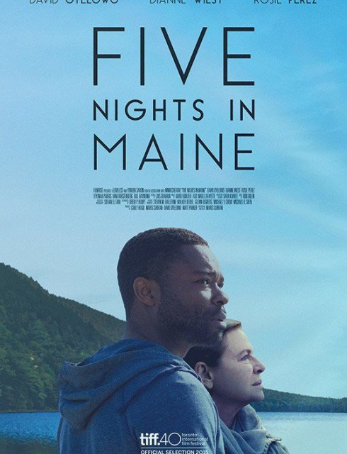فيلم Five Nights In Maine 2015 مترجم