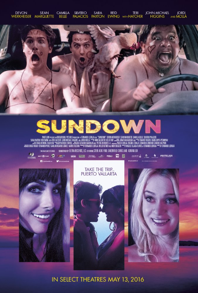 فيلم Sundown 2016 مترجم