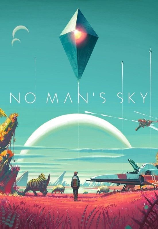 تحديث No Mans Sky Update 1 بكراك CODEX