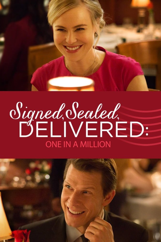 فيلم Signed Sealed Delivered One In A Million 2016 مترجم