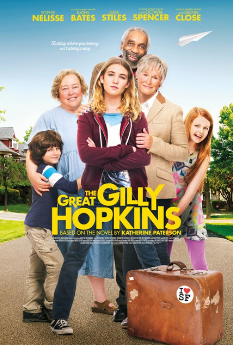 فيلم The Great Gilly Hopkins 2016 مترجم