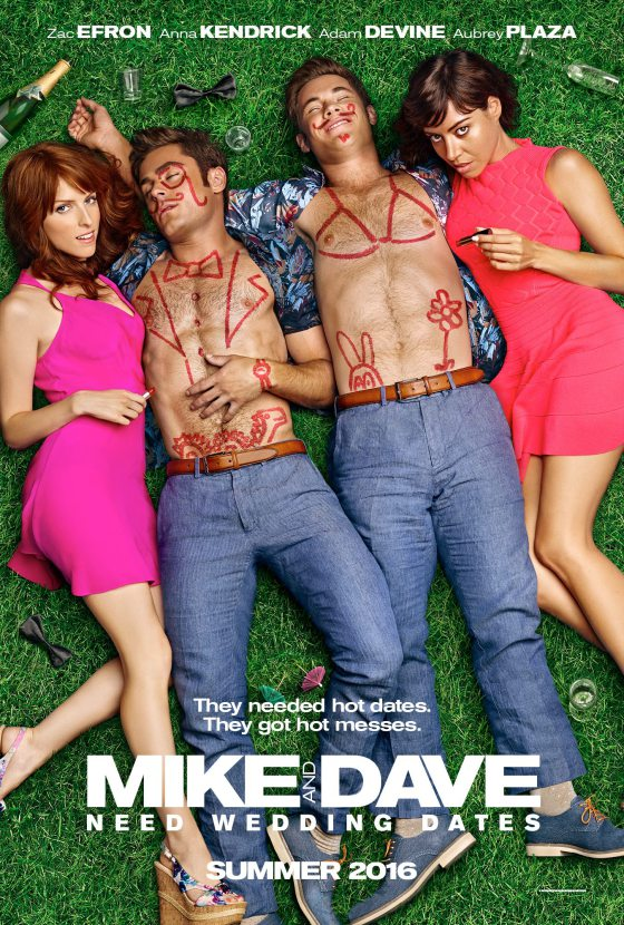 فيلم Mike and Dave Need Wedding Dates 2016 مترجم