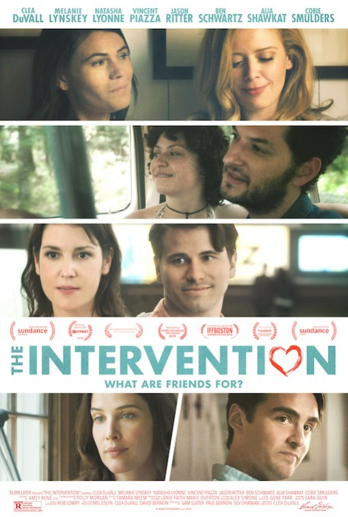 فيلم The Intervention 2016 مترجم