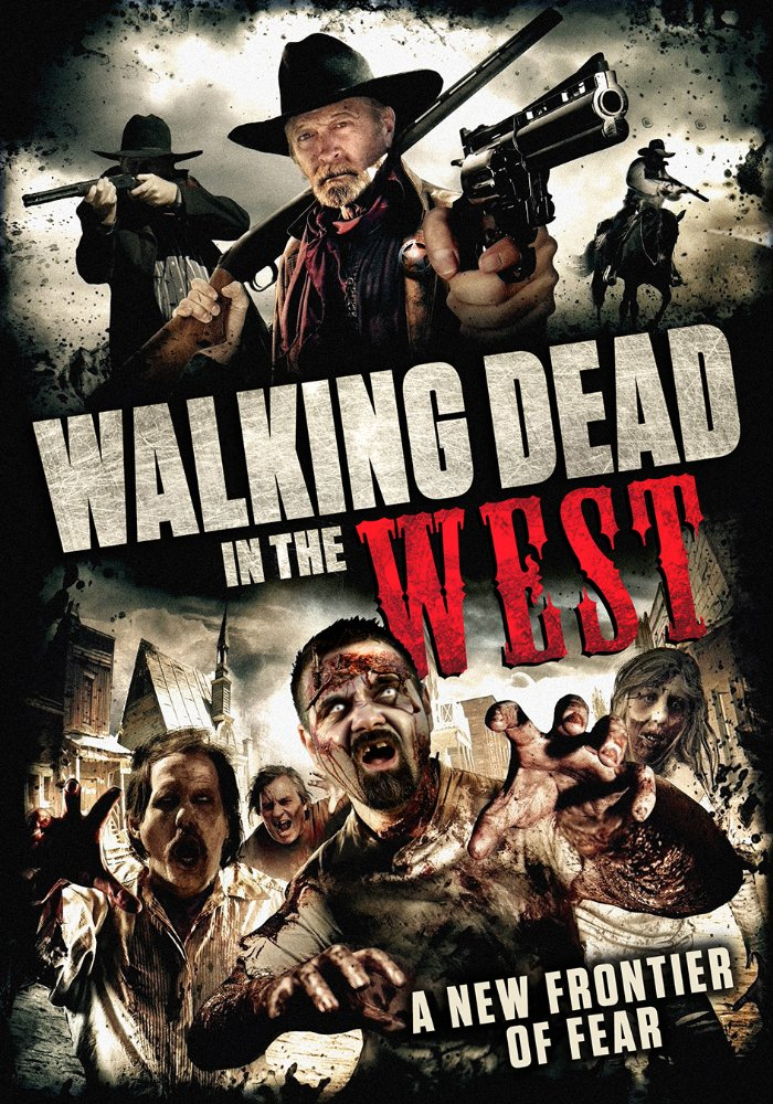 فيلم Walking Dead in the West 2016 مترجم