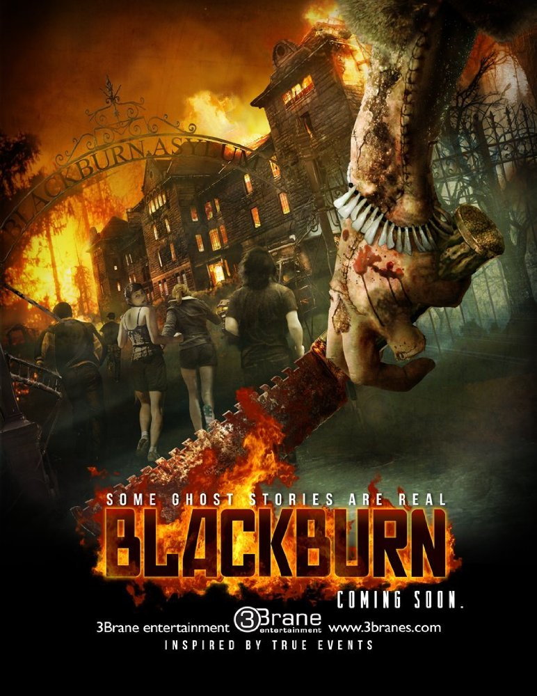 فيلم Blackburn 2015 مترجم