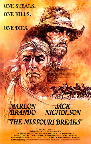 فيلم The Missouri Breaks 1976 مترجم