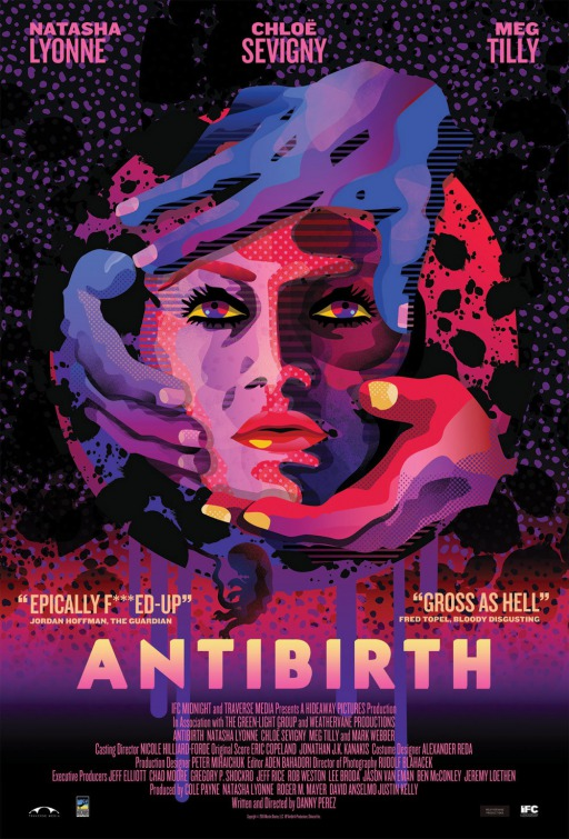 فيلم Antibirth 2016 مترجم