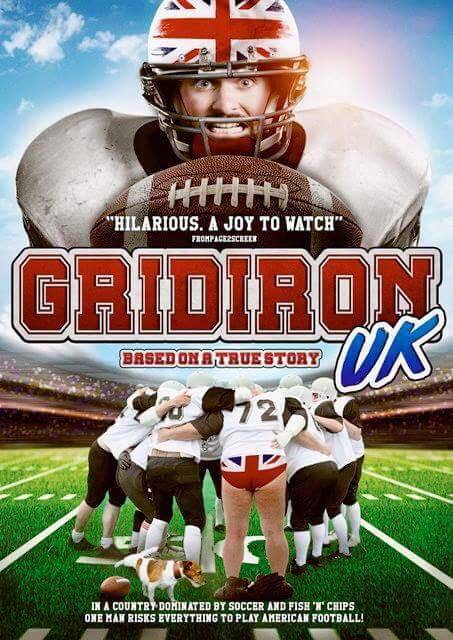 فيلم Gridiron UK 2016 مترجم