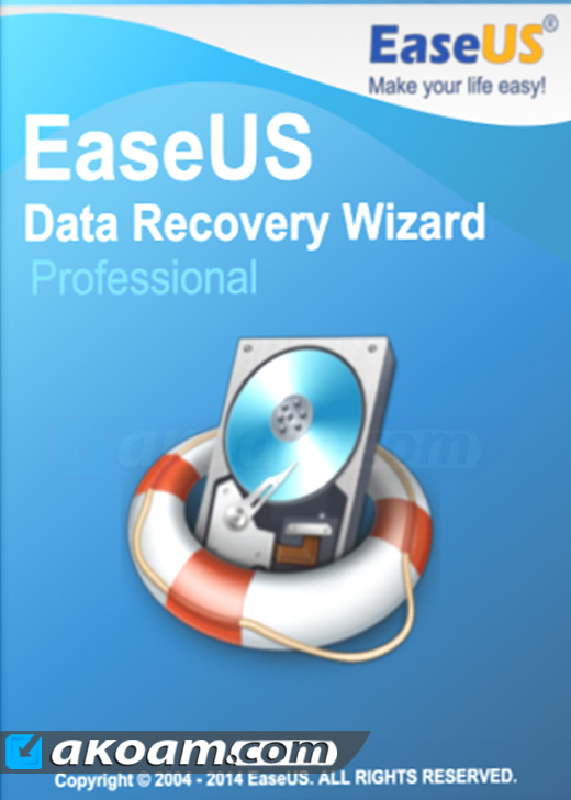 برنامج EaseUS Data Recovery Wizard Technician 10.8.0