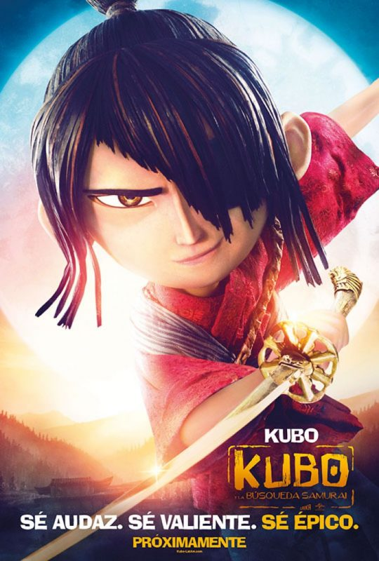 فيلم Kubo and the Two Strings 2016 مترجم TS