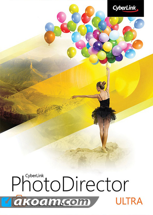 برنامج CyberLink PhotoDirector Ultra 8.0.2031.0
