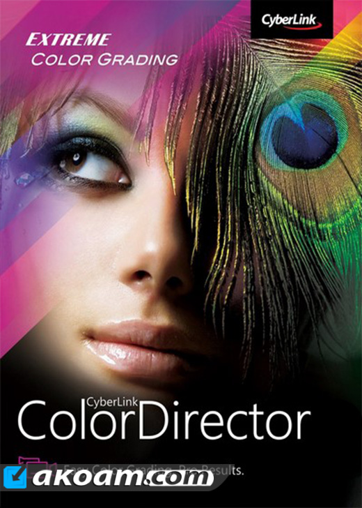 برنامج CyberLink ColorDirector Ultra 5.0.5623.0