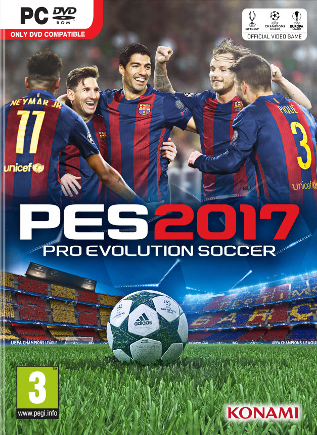 لعبة Pro Evolution Soccer 2017 Demo