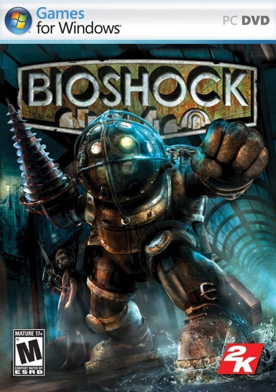 لعبة BioShock Remastered بكراك CODEX