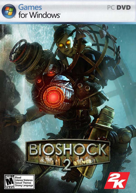 لعبة BioShock 2 Remastered بكراك CODEX