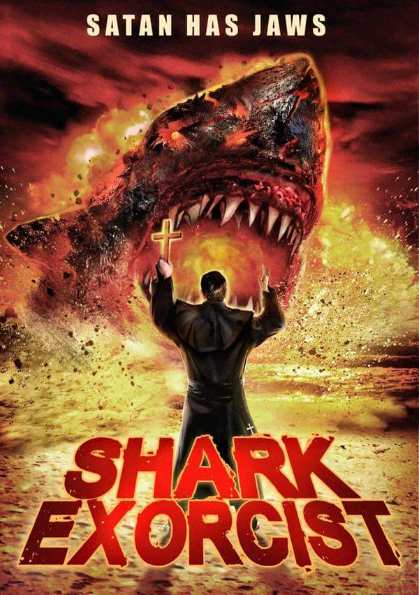 فيلم Shark Exorcist 2015 مترجم