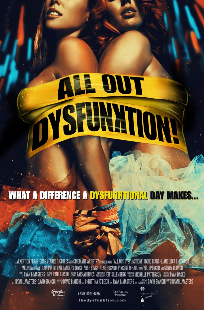 فيلم All Out Dysfunktion 2016 مترجم