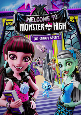فيلم Monster High Welcome To Monster High 2016 مترجم