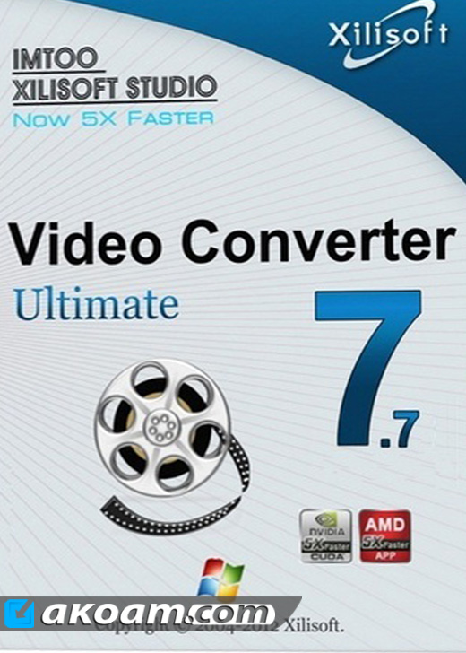 برنامج Xilisoft Video Converter Platinum v7.8.18 Build 20160913 Full