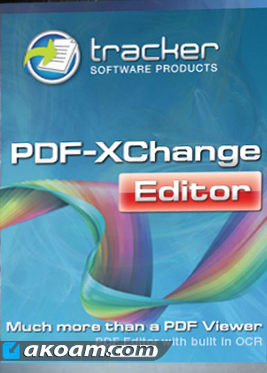 برنامج PDF-XChange Editor Plus 6.0.318.0 Multilingual