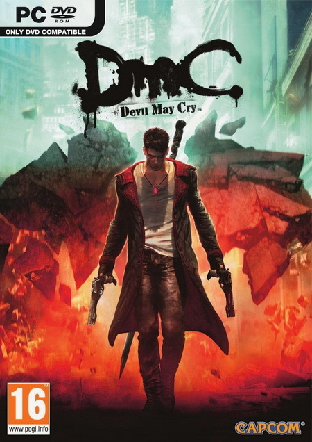 لعبة Devil May Cry Complete Edition ريباك فريق Mr DJ