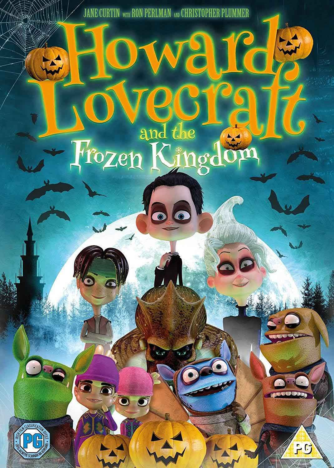 فيلم Howard Lovecraft & the Frozen Kingdom 2016 مترجم